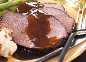 sirloin tip roast