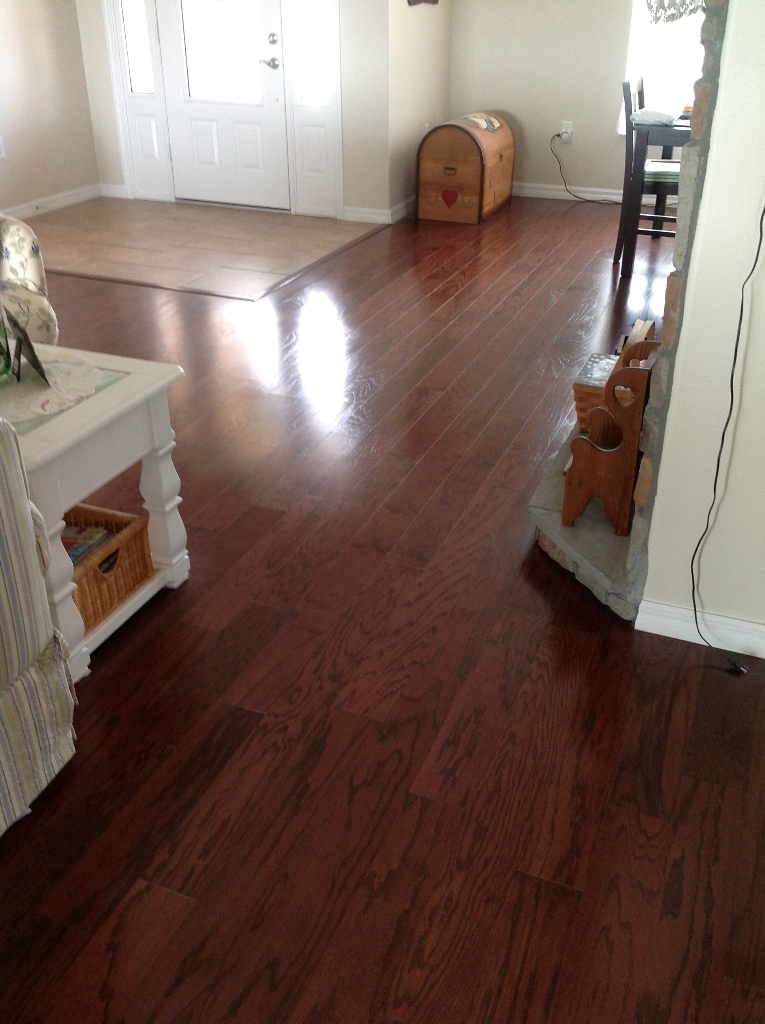 bona hardwood floor cleaner to the rescue! #review | just plum crazy