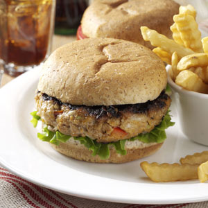 garden turkey burger