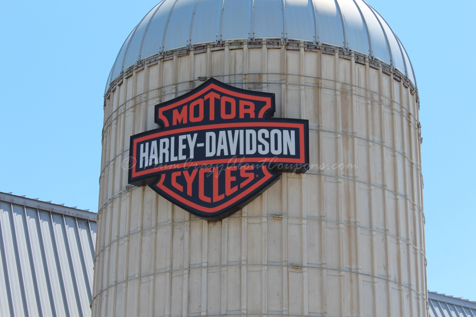 Effingham, Illinois ~ The Harley Barn