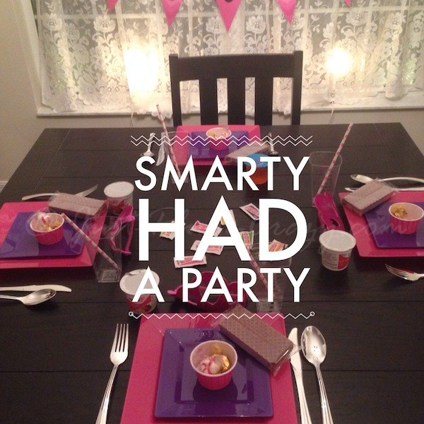 Smarty had a party coupon code