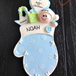 Baby's First Christmas Ornament ~ Ornaments With Love #Review