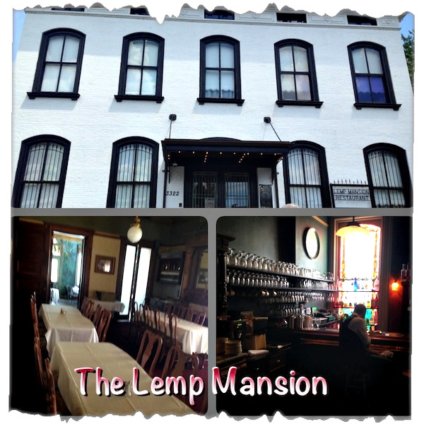 We spent the night at The Haunted Lemp Mansion St. Louis, MO & was very scary to say the least. It has been featured on the Travel Channel & GhostBusters.