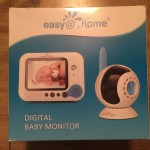 Easy@Home Wireless Digital Baby Monitor ~ Great for Aging Parents and Pets too!