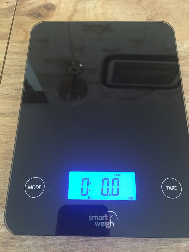 I need a reliable digital food scale. One that is accurate, large enough, has ounces, lbs, grams, is easy to clean and read. Smart Weigh does it all.