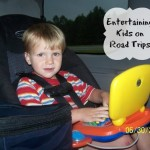 Entertaining Kids on a Road Trip!