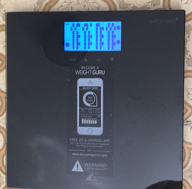The Weight Gurus Digital Bathroom Scale includes Accurate Measurements, Easy-to-Read Display, Beautiful Design, Smartphone Tracking, & Weightless Weighing.