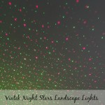 Light Up Your Night with Night Stars Landscape Lights!