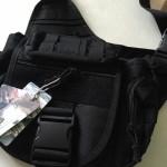 Piscifun® Single Shoulder Crossbody Bag #Review #Piscifun