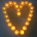 Flameless Candles, LED Votive Unscented Candles #Review  #FlamelesCandlesKohreeLEDVotiveCandles