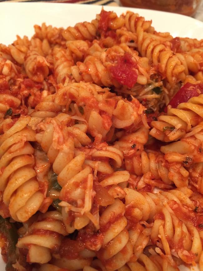 Italian sausage and pasta casserole recipes