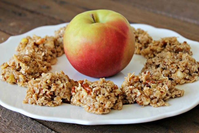 ... Bake Oatmeal Apple Pecan Cookies that is perfect for lunch or snack