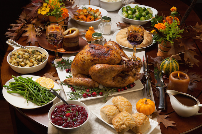 I love having everyone over my house and making a huge meal for Thanksgiving. Here is a survival kit for hosting Thanksgiving.