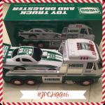2016 Hess Toy Truck and Dragster #JPCHGG16 #JustPlumCrazy @hesstoytruck