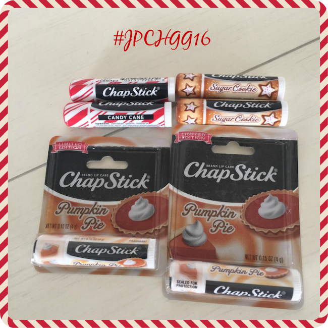 Everyone loves ChapStick as stocking stuffers and now that winter is here, we need it to protect our lips from drying out with the cold weather.