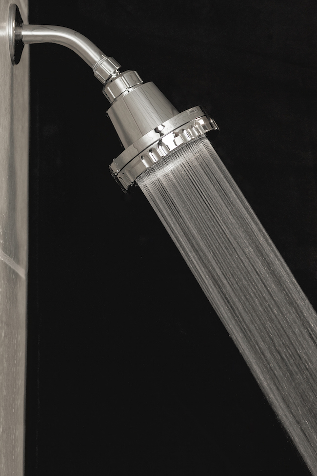 The Aroma Sense Shower Head reduces water consumption by 25% but optimizes water pressure at the same time by 1.5 times greater than other shower heads.