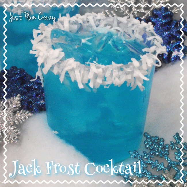 Jack Frost Cocktail Recipe (The Santa Clause movie)