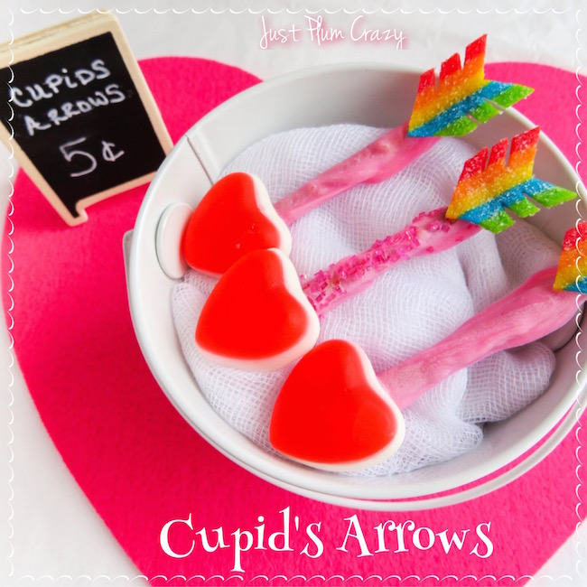 Valentine's Day Cupid's Arrows Recipe