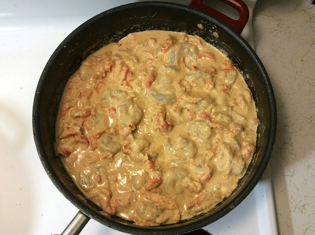 Whatever you call Mardi Gras, we now have a Cast Iron Skillet Cajun Crawfish & Shrimp Macaroni & Cheese Recipe for you to go with your Mardi Gras Cocktail.