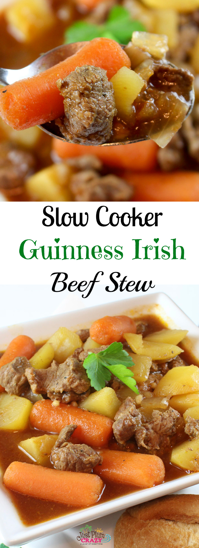 ... switch it up and this Irish Beef Stew recipe is perfect for any day