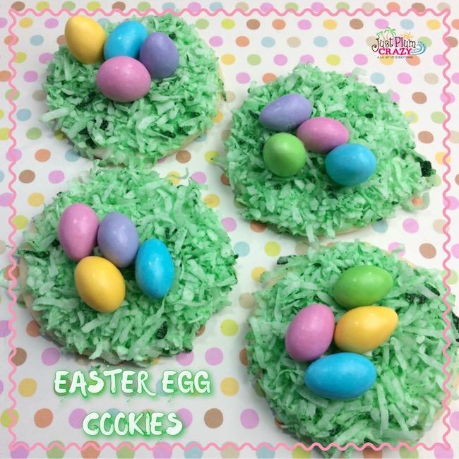 Easter Egg Cookies Recipe