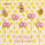 Oreo Bunny Butts Suckers Recipe