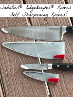SabatierEdgekeeperKnives - Self Sharpening Knives!