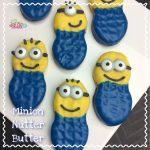 Minion Nutter Butter Recipe