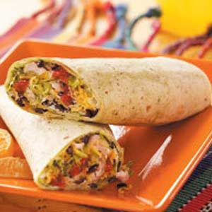 The Chicken Tortilla Rollups are easy to make and gives the kid's something other than PB&J. They are a healthy alternative and I can stay on program.