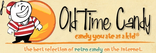 Old Time Candy is candy you ate as a kid.