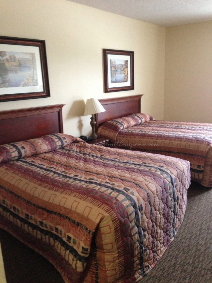 Hotel Room in Branson Towers