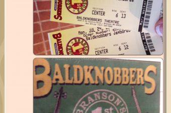 Baldknobbers Show in Branson