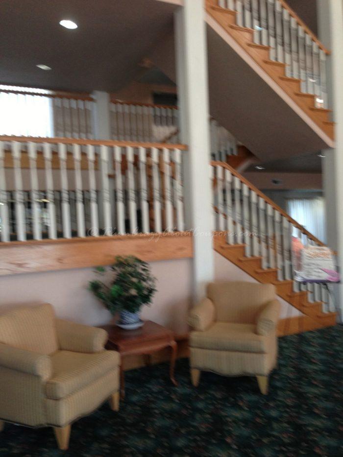 Branson Tower Hotel Lobby
