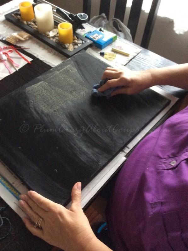 chalkboard canvas