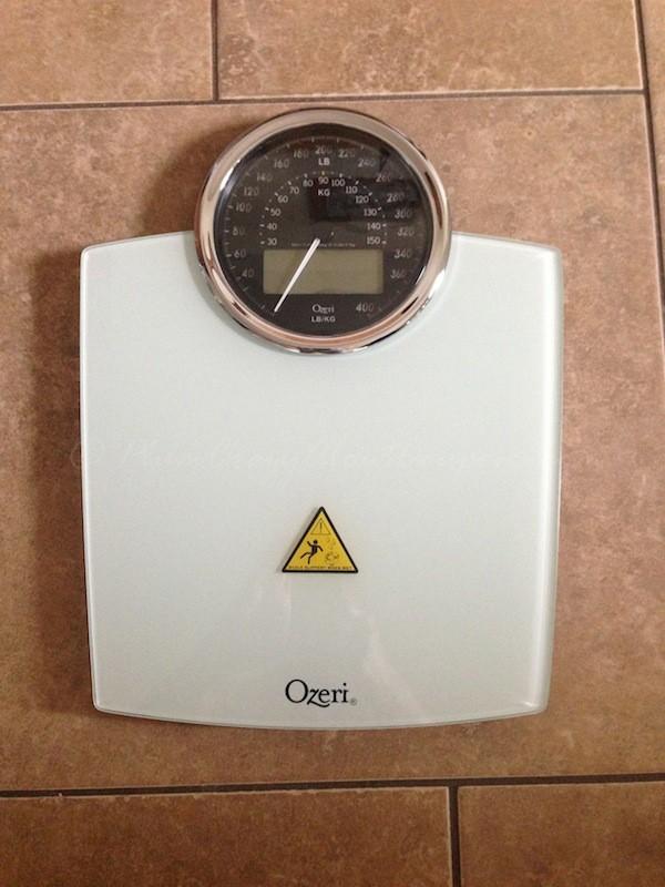 Ozeri Rev Digital Bathroom Scale #Review