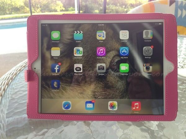 Snugg iPad Air Case Review