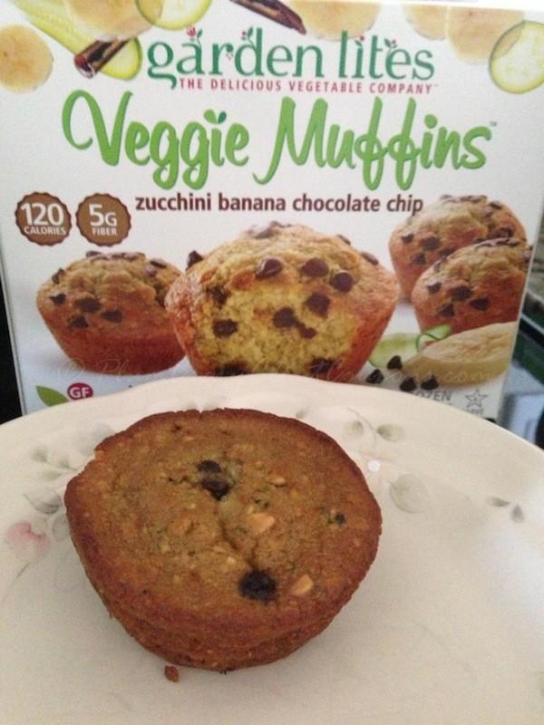 Garden lites gluten free veggie muffins plum crazy about - Garden lites blueberry oat muffins ...