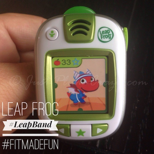 The LeapBand is a cool wearable activity tracker that they can program with 1 of 8 virtual pets. It comes with 14 pre loaded challenges to earn points.