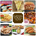 40 Weight Watcher Friendly Game Day Foods!