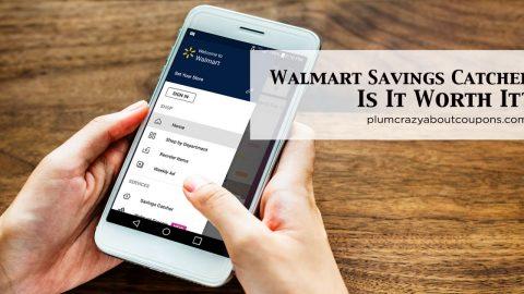 Savings Catcher - Walmart Deals