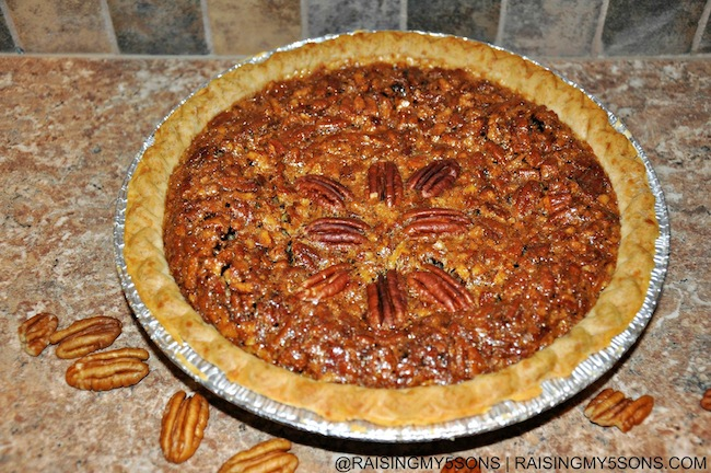 What would the holidays be without pie? Every holiday needs a good pie. Mandeehas been kind enough to share her Grandmother's Pecan Pie recipe with us.