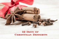 This is a roundup of our 12 days of Christmas desserts that we did at the beginning of the month. Find all of your favorite dessert posts here.