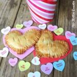 Peanut Butter Chocolate Hand Pies ~ Day 11 #ValentinesDesserts