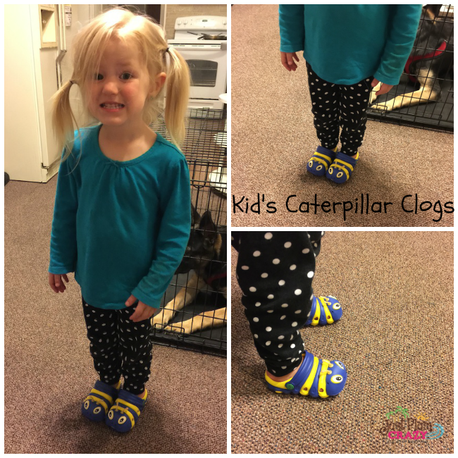Clogs for kids that look like animals