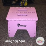 Kids & Adult Folding Step Stool #Review