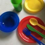 Children's Pretend Play Dish Set #Review #B00Q788QPK