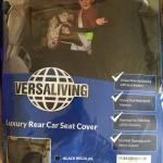 VersaVia Car Seat Cover Review #VersaVia