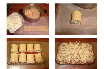 Today we have a recipe from The Savings Opportunity. She is sharing her simple lasagna rollups recipe, which is fun to make & always a family favorite.