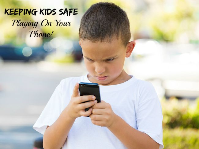 It is important to understand the dangers that face children before searching for ways to keeping kids safe when they're playing on your phone.