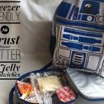 Freezer Friendly No Crust Peanut Butter & Jelly Sandwiches Day 12 #12DaysOf